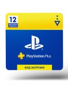 PlayStation Plus на 12 мес.