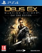 Deus Ex: Mankind Divided. Day One Edition