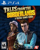 Tales from the Borderlands: Telltale Game Series