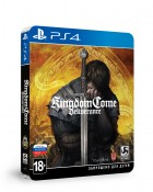 Kingdom Come: Deliverance. Издание Steelbook