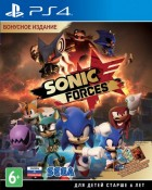 Sonic Forces: Бонусное издание