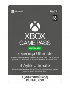 Game Pass Ultimate + EA Access (аккаунт)